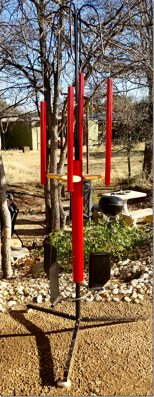 Jan's Wind Chimes