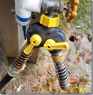 Outside Faucet Repair 3