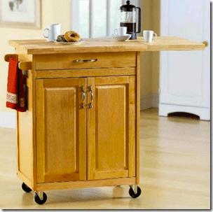 Kitchen Cart - Old
