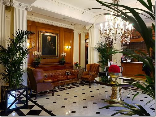 Chesterfield Mayfair Hotel Afternoon Tea 2