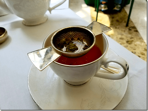 Chesterfield Mayfair Hotel Afternoon Tea Tea