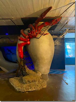 City Museum Crab