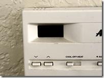 La Quinta Brandon Thermostat