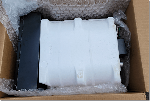 Atwood Water Heater In The Box