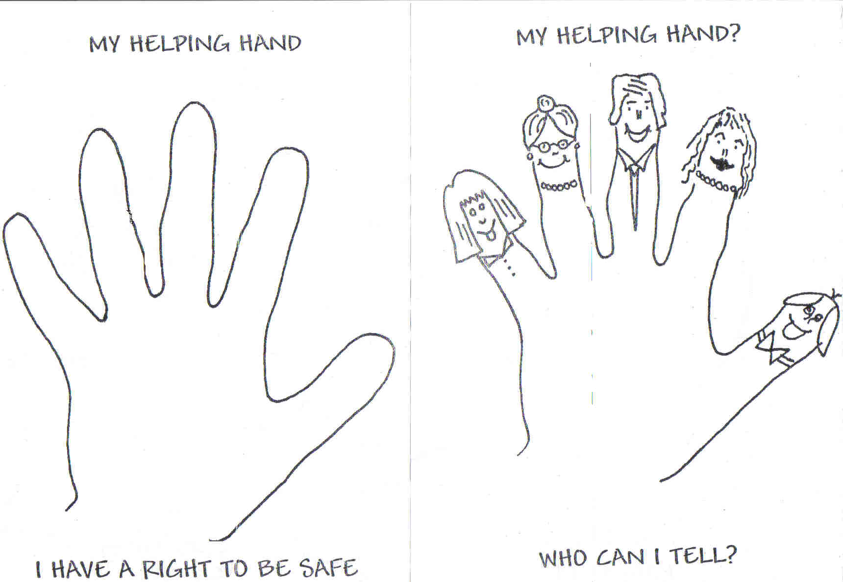A Guide To Creating A Safety Hand For Each Guide
