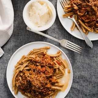 Pulled Pork Ragu