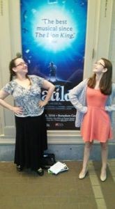 Matilda musical tour