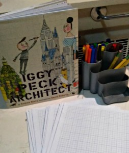 Iggy Peck Architect Provocation