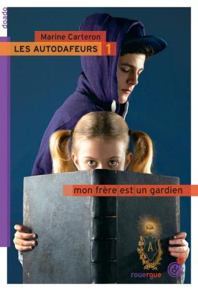 Les Autodafeurs, tome 1 (couverture)
