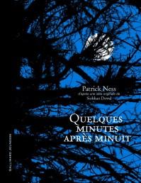 Quelques minutes après minuit (livre, couverture)