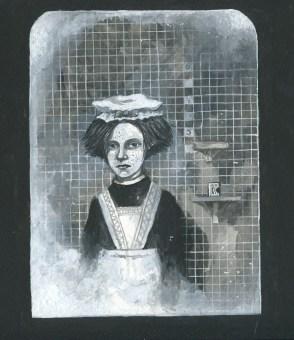 Les Ferrailleurs, tome 1, Le Château - Lucy