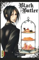 Black Butler 2 (couverture)