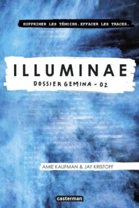 Illuminae, tome 2 (couverture)