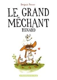 Le Grand Méchant Renard (couverture)
