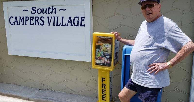 Thank you to Beverly Beach Camptown RV Resort