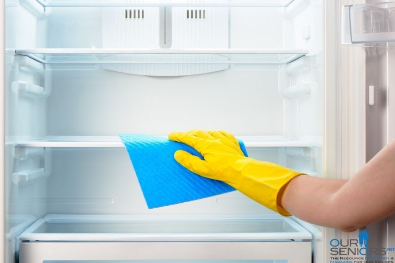 How often should you clean out your refrigerator?