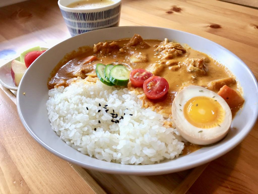 禾火餐點|《奶油咖哩雞飯》,享受日式濃郁好滋味,肉質軟嫩入味