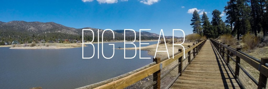 Big Bear Birthday
