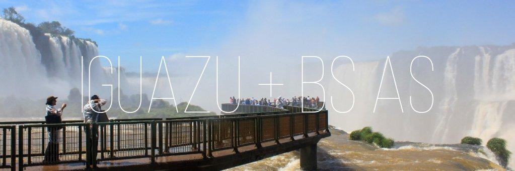 Morretes, Iguazu, & Buenos Aires.