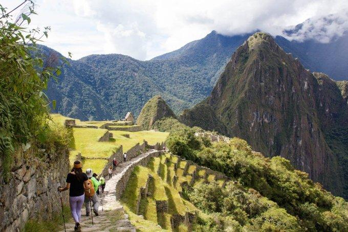 our simple adventure machu picchu inca trail-102