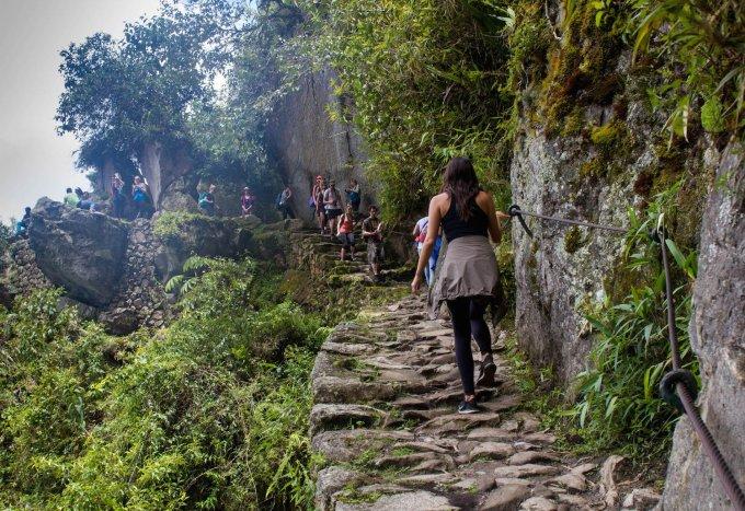 our simple adventure machu picchu inca trail-127