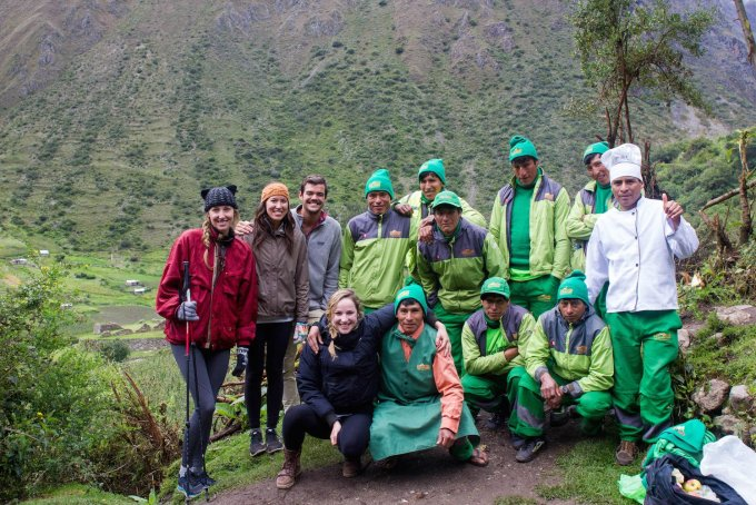 our simple adventure machu picchu inca trail-30