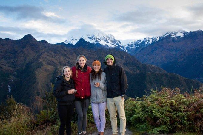 our simple adventure machu picchu inca trail-74