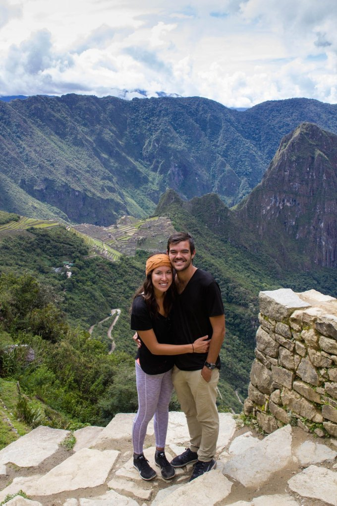 our simple adventure machu picchu inca trail-99
