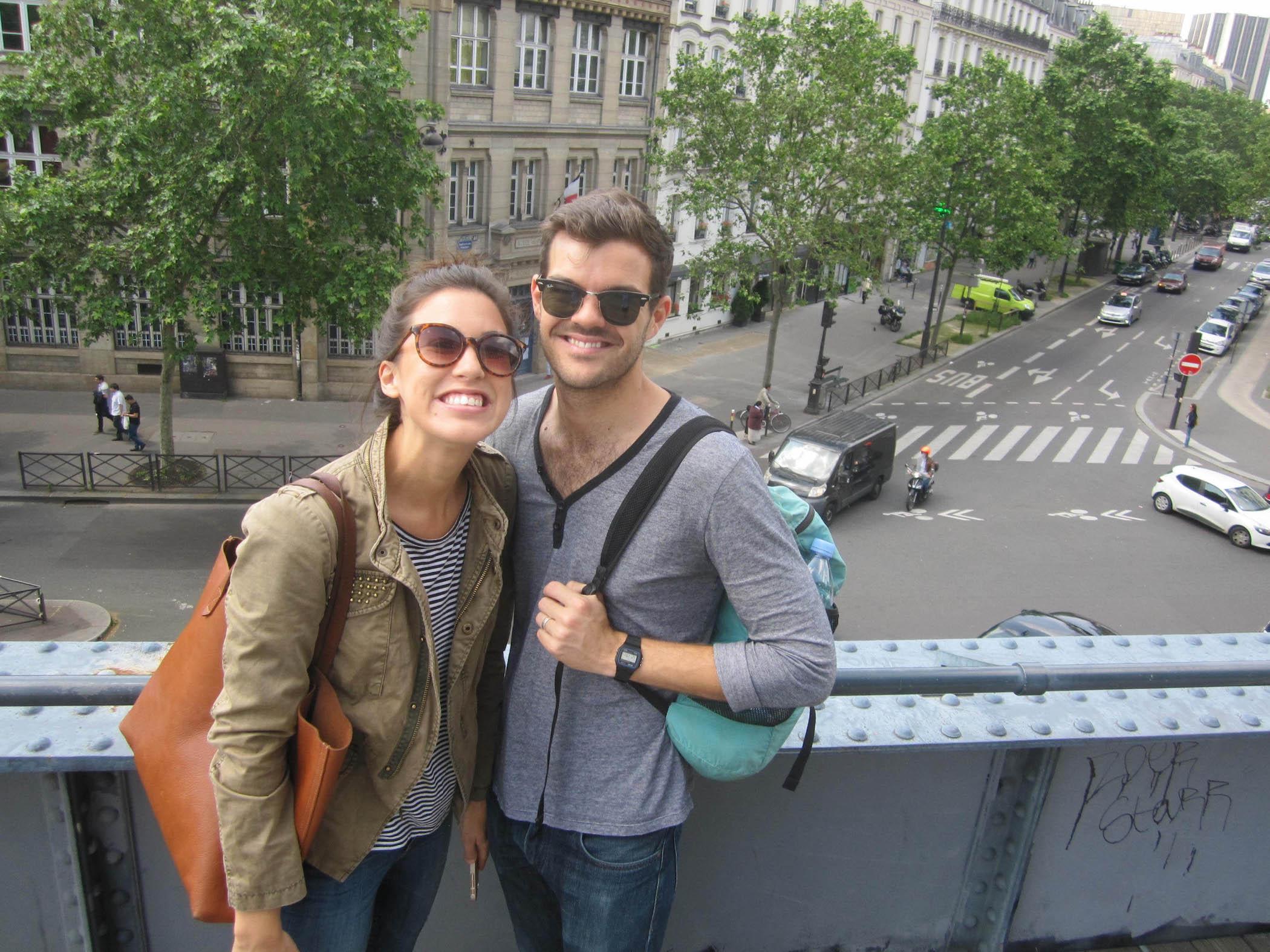 Our Simple Adventure France Kurisu-9