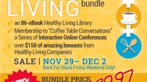 The Ultimate Healthy Living Bundle Sale!