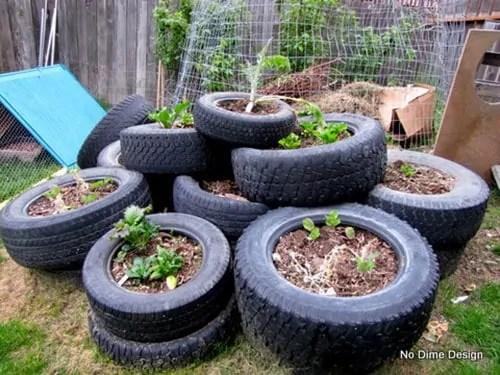 Simple Raised Garden Ideas