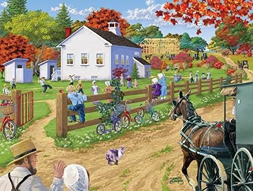 Amish Puzzle