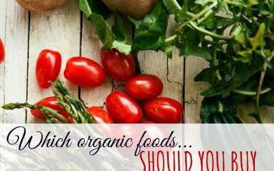 Which Organic Foods Should You Buy
