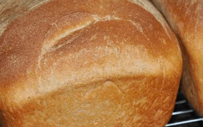 How to Make Homemade Bread Step by Step