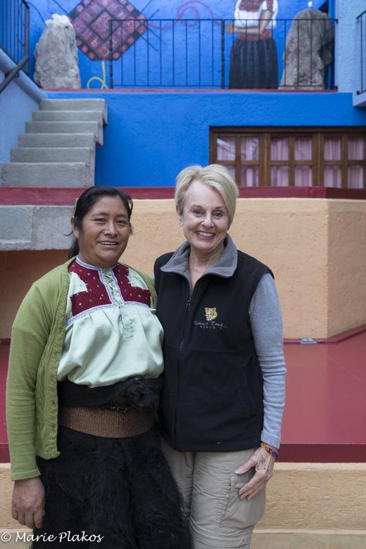 Patrona, Staff member of FOMMA