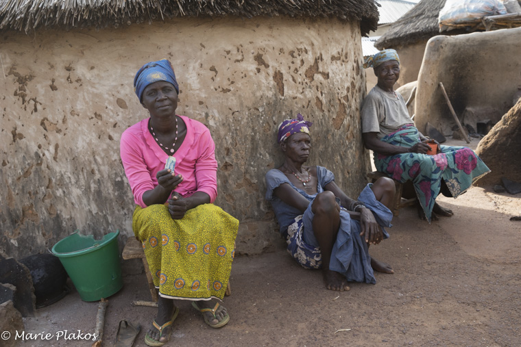 In Gambaga Witch Camp