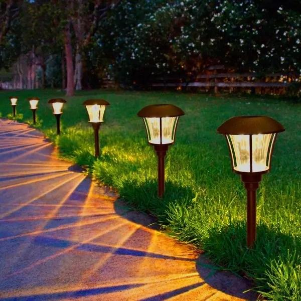 best solar garden lights 2021 review