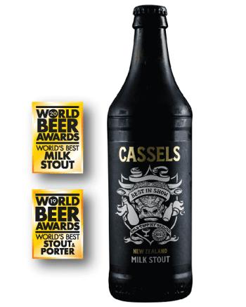 Cassels Milk Stout Beer