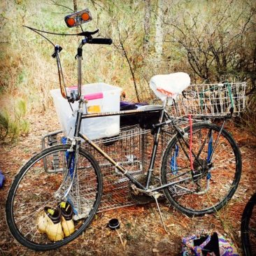 I rode this bike from California to Alabama
