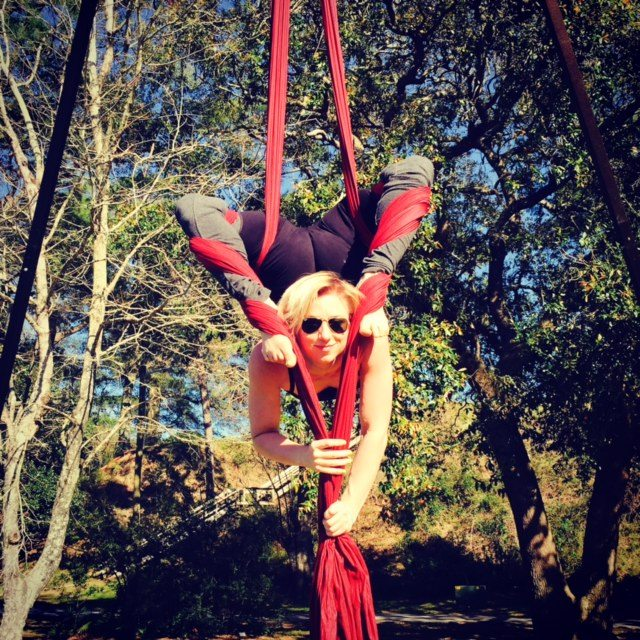 Every person can do a little bit of circus. Why not fly?