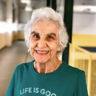 I am 86 and still have lots of energy.  I can't turn it off
