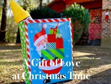 A Gift of Love at Christmas Time