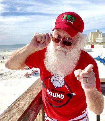 I am a Santa in Indiana