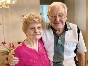 We will be married 73 years in December. That is a lifetime