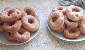 Seaside doughnuts