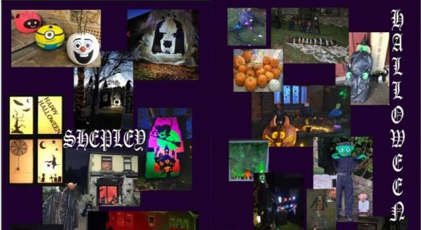 Shepley Halloween photos from Shepley Magazine