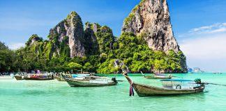 Destinasi Pantai Terbaik Thailand