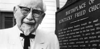 Kolonel Sanders Pendiri KFC yang Produktif di Usia Tua