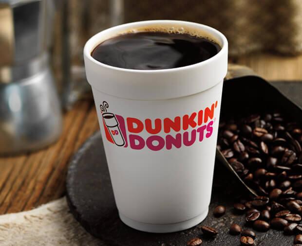 Kopi Original Milik Dunkin 'Donuts