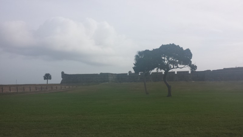 Castillo de San Marcos - Our Streamlined LIfe